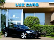 Mercedes-Benz S550 4MATIC SPORT NAV PANOROOF NIGHT VISION 2011