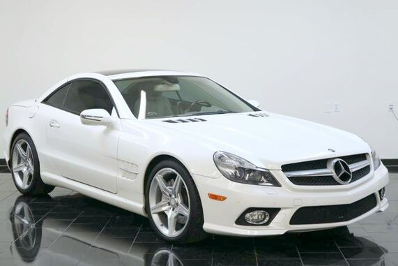 2011_Mercedes-Benz_SL-Class_2dr Roadster SL 550_ Leonia NJ