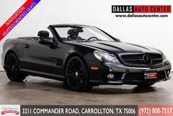 2011_Mercedes-Benz_SL-Class_SL 550 Night Edition_ Carrollton TX