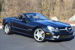 2011_Mercedes-Benz_SL-Class_SL 550 Night Edition_ Easton PA