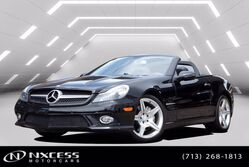 Mercedes-Benz SL-Class SL 550 Sport Package. 2011