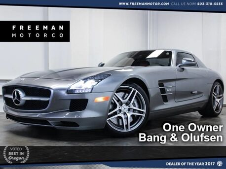 2011_Mercedes-Benz_SLS AMG_Gullwing 7K Miles One Owner_ Portland OR