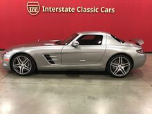 2011_Mercedes-Benz_SLS_AMG_ Rockwall TX
