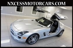 2011_Mercedes-Benz_SLS AMG_SLS AMG COUPE CLEAN CARFAX._ Houston TX