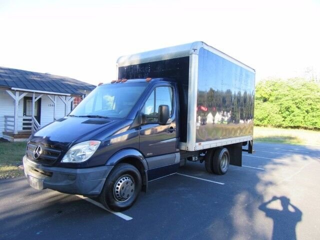 2011 Mercedes-Benz Sprinter 12' BOX TRUCK  Crozier VA