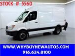 2011 Mercedes-Benz Sprinter 3500 ~ Diesel ~ High Roof ~ Liftgate ~ Only 83K Miles!