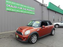 2011_Mini_Cooper_S Convertible_ Spokane Valley WA