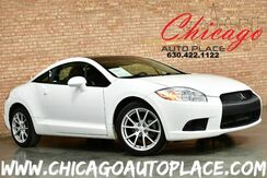 2011_Mitsubishi_Eclipse_GS Sport - 2.4L MIVEC I4 ENGINE FRONT WHEEL DRIVE BLACK/RED CLOTH SPORT SEATS PREMIUM ALLOY WHEELS_ Bensenville IL