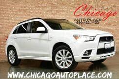 2011_Mitsubishi_Outlander Sport_SE - 1 OWNER AWD NAVI BACKUP CAM KEYLESS GO HEATED SEATS PANO ROOF_ Bensenville IL