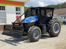 2011_NEW HOLLAND TS 6030 CAGED_New Holland TS 6030 Caged__ Crozier VA