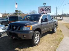 2011_NISSAN_TITAN_PRO-4X, BUYBACK GUARANTEE, WARRANTY,  HEATED SEATS, BLUETOOTH, BED LINER, TOW PACKAGE, LEATHER!!!_ Virginia Beach VA