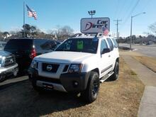 2011_NISSAN_XTERRA_4X4, BUY BACK GUARANTEE AND WARRANTY, DVD, BLUETOOTH, CUSTOM RIMS, ROOF RACKS, 80K MILES!!_ Virginia Beach VA