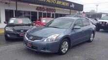 NISSAN ALTIMA 2.5 SL, AUTOCHECK CERTIFIED, HEATED LEATHER SEATS, SUNROOF, FOG LAMPS, PREMIUM WHEELS, LOW MILES! 2011