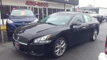 2011_NISSAN_MAXIMA_3.5 SV PREMIUM, CARFAX CERTIFIED, SATELLITE, HEATED LEATHER, MOONROOF, BLUETOOTH, BACK UP CAM, NICE!_ Norfolk VA