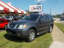 2011_NISSAN_PATHFINDER_SILVER 4X4, BUY BACK GUARANTEE & WARRANTY, LEATHER, BACK UP CAM, BLUETOOTH, BOSE SPEAKERS, TOW PKG_ Virginia Beach VA