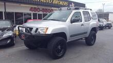 2011_NISSAN_XTERRA_PRO-4X 4X4, LIFTED, SATELLITE, CUSTOM BUMERS, ROOF RACKS, TOW PKG, AUX PORT, LEATHER, ONE OF A KIND!_ Norfolk VA