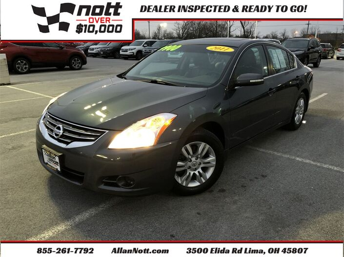 2011 Nissan Altima 2.5 S Lima OH