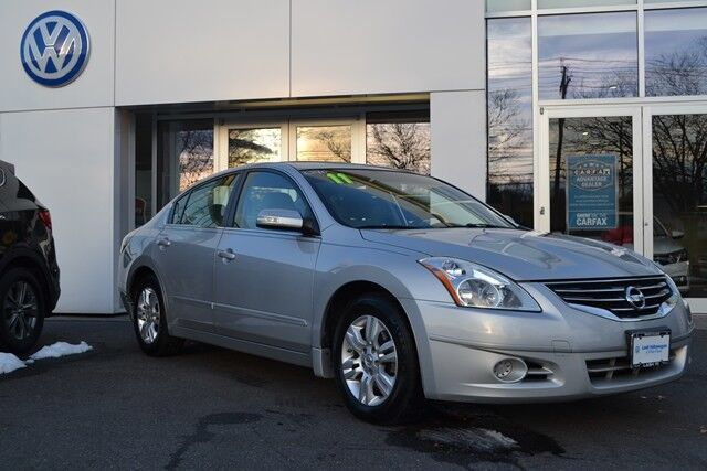 2011 Nissan Altima 2.5 S White Plains NY