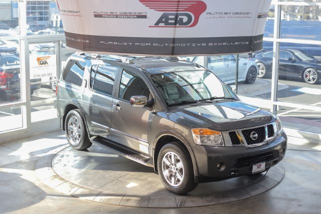 2011 Nissan Armada Platinum 4WD Chantilly VA