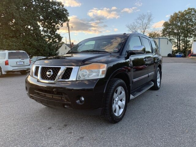 2011 Nissan Armada SL Richmond VA
