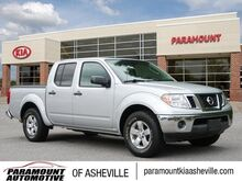 2011_Nissan_Frontier_SV_ Hickory NC