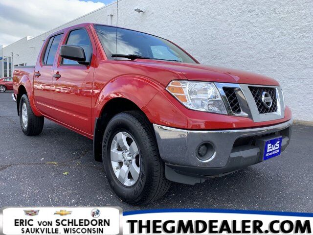 2011 Nissan Frontier SV Crew Cab 4WD Milwaukee WI