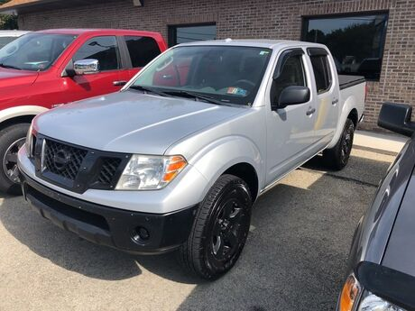 2011 Nissan Frontier SV North Versailles PA
