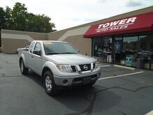 2011_Nissan_Frontier_SV_ Schenectady NY