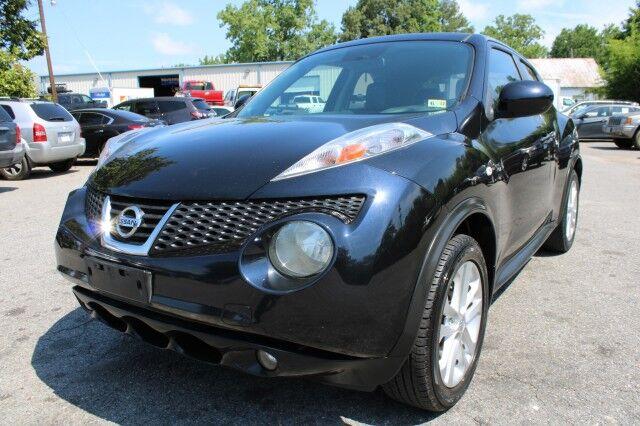 2011 Nissan JUKE S Richmond VA