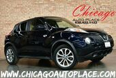 2011 Nissan JUKE SV - 1.6L 4-CYL ENGINE FRONT WHEEL DRIVE BLACK CLOTH INTERIOR NAVIGATION KEYLESS GO SUNROOF BLUETOOTH CLIMATE CONTROL