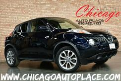 2011_Nissan_JUKE_SV - 1.6L 4-CYL ENGINE FRONT WHEEL DRIVE BLACK CLOTH INTERIOR NAVIGATION KEYLESS GO SUNROOF BLUETOOTH CLIMATE CONTROL_ Bensenville IL
