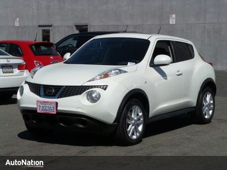 2011_Nissan_JUKE_SV_ Roseville CA