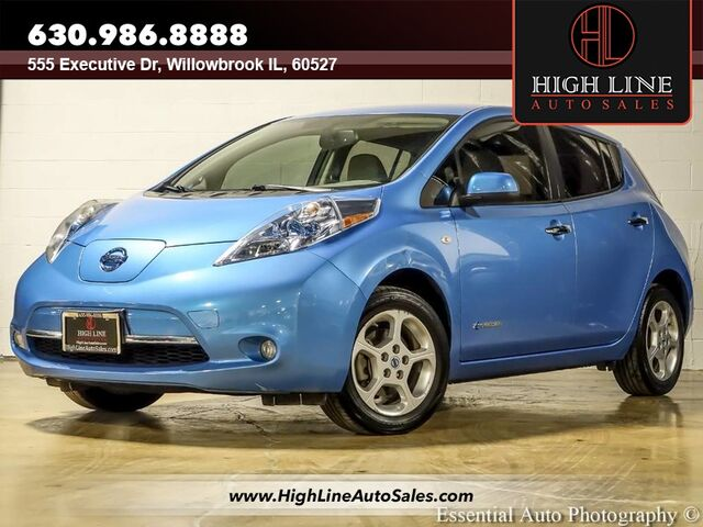 2011 Nissan LEAF SV w/Cold Weather Pkg Willowbrook IL