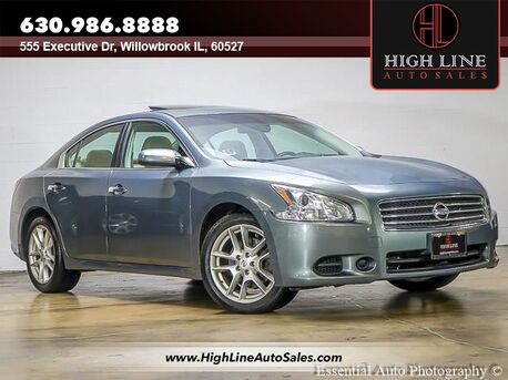 2011_Nissan_Maxima_3.5 S_ Willowbrook IL