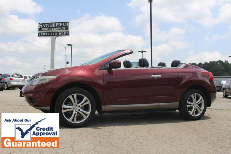2011 Nissan Murano CrossCabriolet  Bryant AR