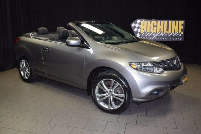 2011 Nissan Murano CrossCabriolet Easton PA ...