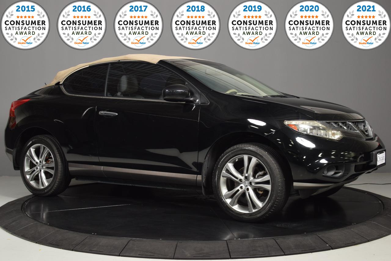 2011 Nissan Murano CrossCabriolet  Glendale Heights IL