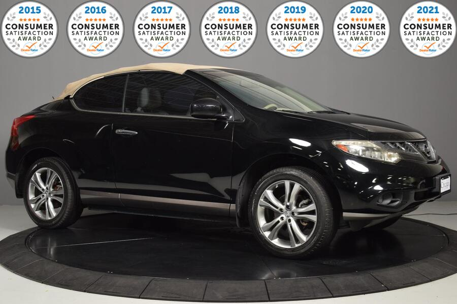 2011_Nissan_Murano CrossCabriolet__ Glendale Heights IL