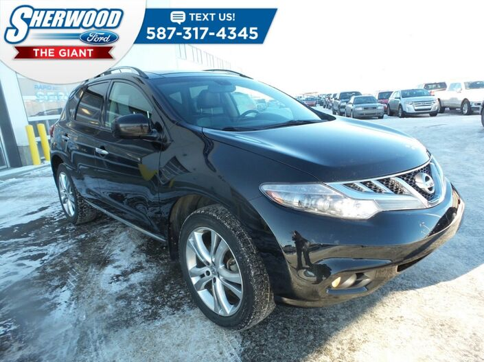 2011 Nissan Murano LE Sherwood Park AB