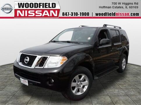2011_Nissan_Pathfinder_S_ Hoffman Estates IL