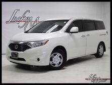 Nissan Quest S Leather 6CD 2011