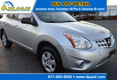 2011_Nissan_Rogue_S AWD_ New Castle DE