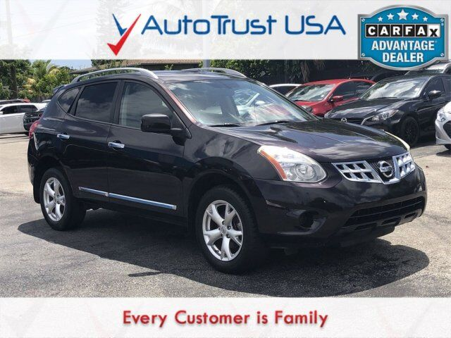 2011 Nissan Rogue SV BACKUP CAM BLUETOOTH LOW MILES Miami FL ...