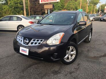 2011_Nissan_Rogue_SV_ Worcester MA