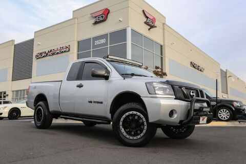 2011_Nissan_Titan_S King Cab 4WD_ Chantilly VA