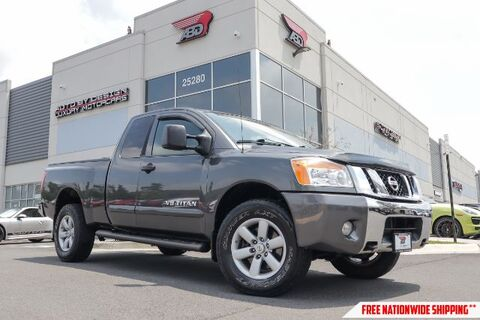 2011_Nissan_Titan_SV King Cab 4WD_ Chantilly VA