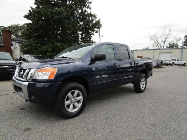2011 Nissan Titan SV Richmond VA