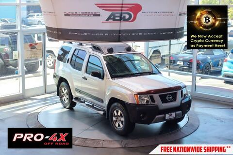 2011_Nissan_Xterra_Pro-4X 4WD_ Chantilly VA