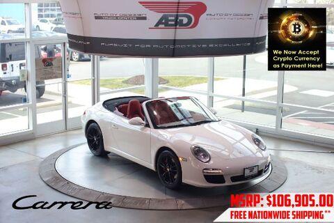 2011_Porsche_911_Carrera Cabriolet_ Chantilly VA