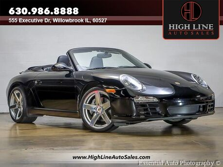 2011_Porsche_911_Carrera_ Willowbrook IL